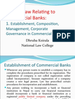 3.1. Law Relating to Commercial Banks-1
