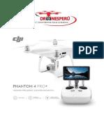 Ficha Tecnica Phantom 4 pro plus +.pdf