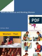 Work Life Balance & Working Women