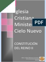 Correos electrónicos CONSTITUCION DEL REINO II