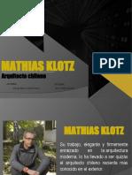 Mathias-Klotz