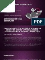 1. INTRODUCCION A OBRAS HIDRAULICAS