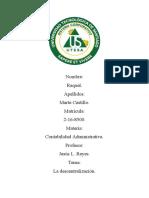 Contabilidad administrativa 2