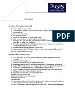 Strategy Questionnaire
