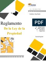 Informe reglamento final