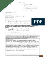 Info Sheet 1 Application Letter Template-1