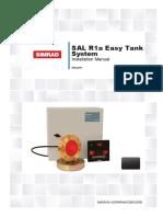 SIMRAD SAL R1a Installation Manual
