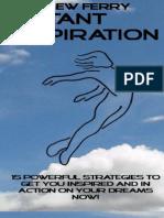 Instant Inspiration E-book