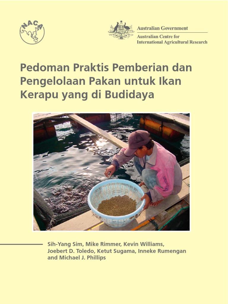 Budidaya kerapu bebek pdf viewer
