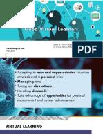 July 27-Virtual Learners
