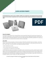 CISCO AIRONET WIRELESS ACCESS POINTS.pdf