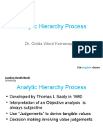 Analytic Hierarchy Process x.pptx