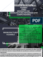 manufactura flexible e integrada por computadora