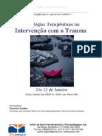 Estratégias terapeuticas de intervenção com trauma