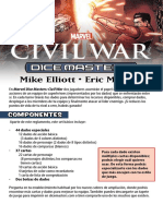Dice Masters Civil War Reglas 2