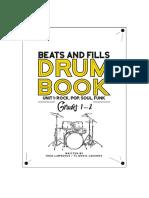 Grades 1-2 Beats Fills Drum Book - Unit 1 - Rock Pop Soul Funk - ebook.pdf