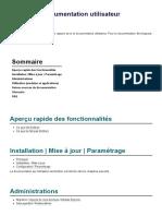 Documentation utilisateur - Dolibarr ERP CRM Wiki