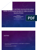 Presentation-on-Line-Pack-Calculation