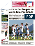20 Minutes Lausanne 07 Aout 2020 FRENCH PDF