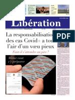 Liberation Maroc 07 Aout 2020 FRENCH PDF