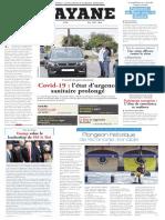 Al Bayane Du 07 Au 09 Aout 2020 French PDF