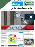 Le Maine Libre Sarthe 07 Aout 2020 FRENCH PDF