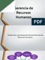 Gerencia de Recursos Humanos - Atracción de personal Selección por competencias