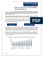 Specialty fuel additives market research PDF.pdf