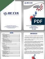 Catalogo betta tr-400