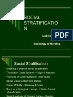unit 7 socialstratification