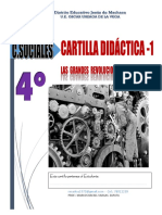 cartilla nº 1 C.S 4º  A- B