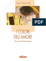 I colori dell'amore - racconti del novecento