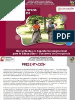 FICHAS SOCIOEMOCIONAL PRIMARIA