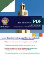 Data Structures and Algorithms - L6