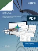 Broschuere Allplan Bridge II en GmbH