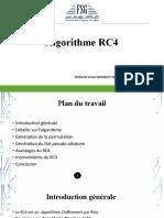 Algorithme Rc4