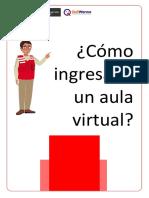 Como ingresar al aula virtual