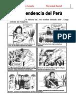 Ficha-de-Independencia-del-Peru-para-PRIMERO-de-Primaria