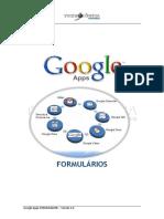 Criando formulários com o Google Apps