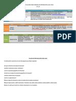PLANIFICACIÓN PARA SEMANA DE REPARACIÓN  GHC, ORIENTACION, GRUPO ESTABLE. JULIO 2020
