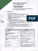 TERMINO DE REFERENCIA CAS N° 005-2020-MPLP