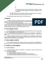 PDF PROC CIVIL - COISA JULGADA