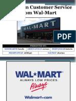 WALMART FINAL PPT