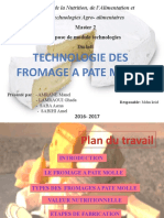 fromage à pate molle