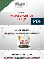 propiedades de la luz clase 2.pptx