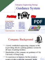 ParkingGuidanceSystem