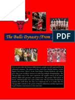 The Chicago Bulls Dynasty