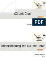 Dental chair manual