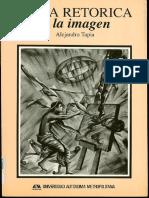 Alejandro Tapia - De la retórica a la imagen-Universidad Autónoma Metropolitana (1991).pdf