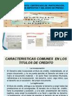 Derecho Mercantil III Titulos de Credito (Lgtoc)